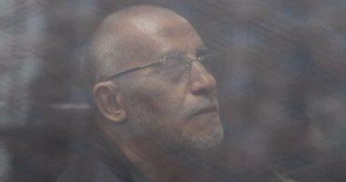 """اليوم.. استكمال إعادة محاكمة بديع و7 آخرين بـ""""أحداث مسجد الاستقامة"""""""