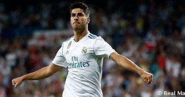 ريال مدريد يجدد تعاقده مع أسينسيو حتى 2023