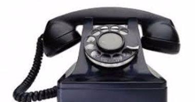 قارئ بقرية الشنباب فى محافظة الجيزة يطالب بتوصيل التليفون الأرضى
