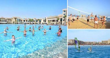"""""""سياحة البحر الأحمر"""": نسبة الإشغال العام بفنادق المحافظة سجلت 63%"""
