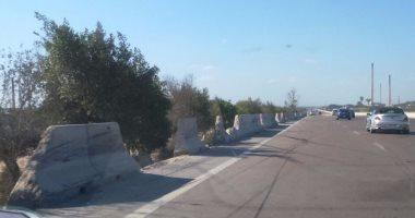تعرف على التحويلات المرورية قبل الغلق الجزئى لطريق الإسكندرية الصحراوى
