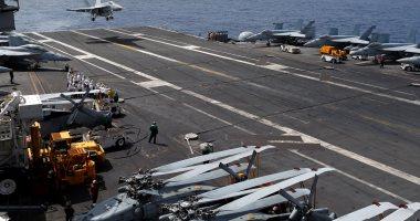 أمريكا ترسل حاملتي طائرات لبحر الصين الجنوبي خلال تدريبات صينية
