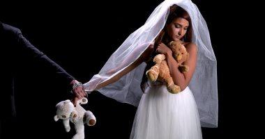 القبض على عامل بالشرقية زوج طفلته عرفيا فى عمر 13 سنة.. وأنجبت طفلا