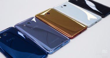 تقرير: إطلاق هاتف HTC U11 Plus الجديد فى الربع الأخير من 2017