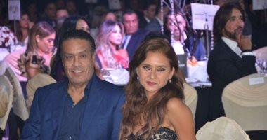 نيللى كريم تحصل على جائزة أفضل ممثلة فى مهرجان الفضائيات العربية