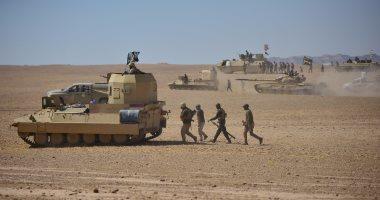 مقتل وإصابة 3 من الشرطة العراقية فى تفجير انتحارى غربى كركوك