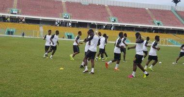 سوبر كورة يكشف مفاجأة رئيس غانا للبلاك ستار فى مباراة بنين