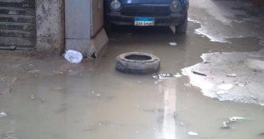 أهالى 15 منزل بقرية ميت خلف بالمنوفية يطالبون بإدخال الصرف الصحى