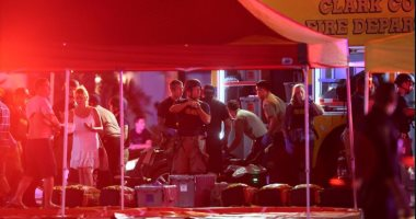 سبوتنيك: نقل أكثر من 406 مصاب فى حادث  لاس فيجاس  للمستشفيات -