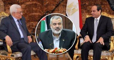 أبو مازن يوجه الحكومة وجميع الأجهزة بتنفيذ اتفاق القاهرة بين فتح وحماس