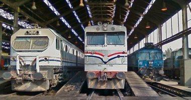 النقل تتابع إجراءات التفعيل المادى لعقد تصنيع وتوريد 1300 عربة سكة حديد