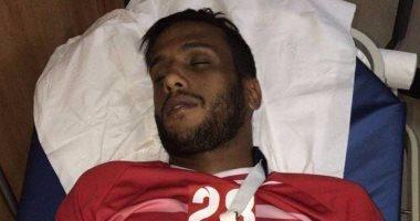 """إسلام جمال يتحدث عن """"شلل"""" الكتف وحصوله على 6 حقن مخدرة"""