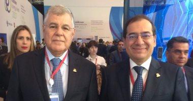 وزير البترول يشارك فى اجتماع منتدى الدول المصدرة للغاز بروسيا