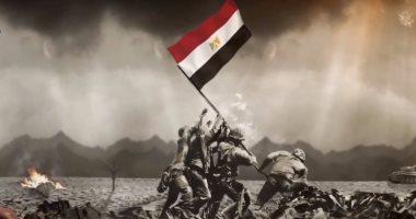 """""""رافع الراية"""".. الداخلية تهدى أغنية للقوات المسلحة فى ذكرى حرب 6 اكتوبر"""