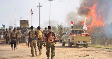"""الجيش العراقى يقتل 25 إرهابيا من """"داعش"""" فى اشتباكات غرب الأنبار"""