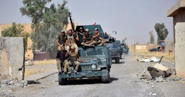 القوات العراقية تلقى القبض على 3 إرهابيين من  داعش  فى الأنبار -