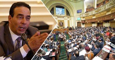 أيمن أبوالعلا: بيان البرلمان الأوروبى يشوبه مغالطات متعمدة لتحقيق أغراض حبيثة