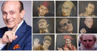 شاهد 8 صور مختلفة للفنان محمد صبحى من عدة أعمال اليوم السابع