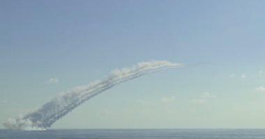 إطلاق صواريخ باتجاه مطار فى العاصمة الليبية طرابلس