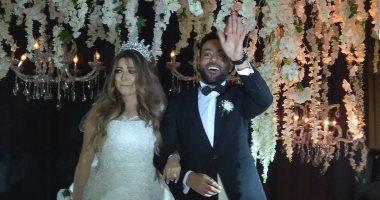 a8fd4771394a1 https   www.youm7.com story 2017 10 5 بالصور-بدء-حفل-زفاف-تامر ...