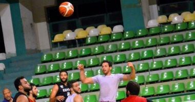منتخب السلة ينقل معسكره من الإسكندرية إلى القاهرة الجمعة المقبل