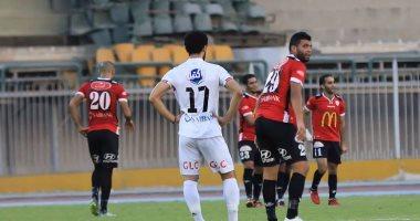 شاهد أهداف مباراة الزمالك وطلائع الجيش الودية اليوم السابع
