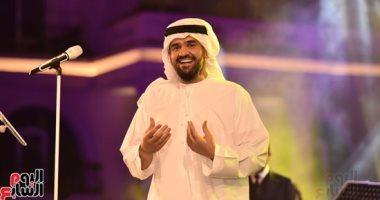 """فيديو.. حسين الجسمى يطرح أغنية """"أبوك وأمك"""" عبر يوتيوب"""