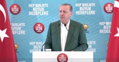 أردوغان: معاهدة الحدود غير واضحة واليونان ترفض مراجعتها