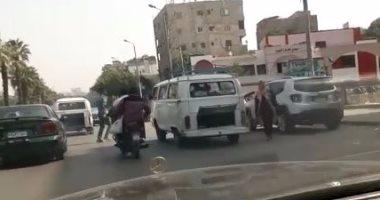 محافظة الجيزة تجهز شارع ترسا ليكون بديلا للهرم بسبب أعمال المترو