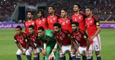 منتخب مصر يحتفظ بالمركز الـ46 فى تصنيف الفيفا الشهرى