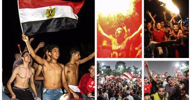 بنحبك يا أبو صلاح.. فرحة فى كل شوارع مصر بعد التأهل للمونديال