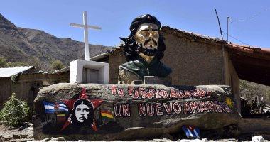 بوليفيا تحتفل بالذكرى الـ50 لرحيل جيفارا بحضور ابنته ونائب رئيس كوبا