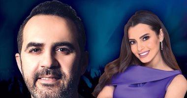 وائل جسار وكارمن سليمان فى حفل غنائى 24 نوفمبر المقبل بالتجمع الخامس -