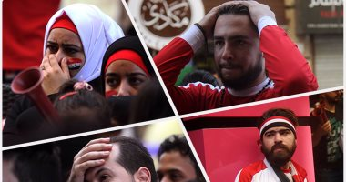 الحزن يسيطر على الجالية السورية بمصر عقب خسارة فرصة التأهل للمونديال