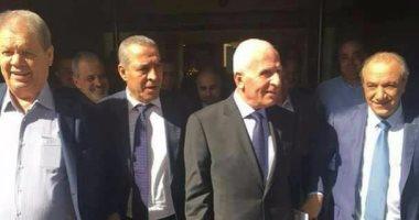 انطلاق جلسات الحوار الفلسطينى فى القاهرة بين فتح وحماس برعاية مصرية