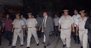 القبض على 3 متهمين بحوزتهم 6.5 كيلو بانجو وأسلحة نارية بدمياط -