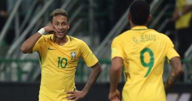 """نيمار يقود البرازيل أمام إنجلترا المتسلحة بـ""""راشفورد وفاردى"""""""