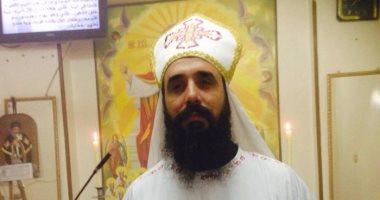 مصادر: واقعة مقتل كاهن كنيسة وقعت أمام مخزن حديد بالمرج