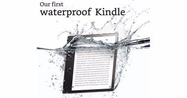 أمازون تطلق تابلت Kindle Oasis المقاوم للماء بشاشة 7 بوصة