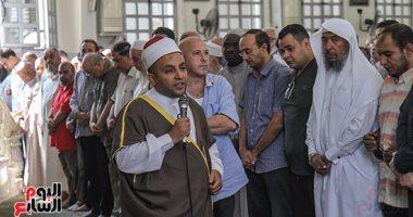 بالفيديو .. جنازة المخرج محمد راضى لم يحضر أحد