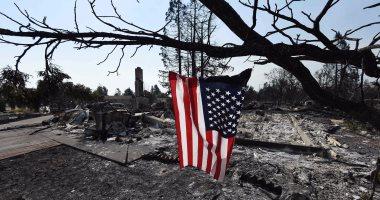 بالفيديو والصور.. خراب ودمار فى كاليفورنيا بعد اجتياحها الحرائق