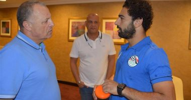 هانى أبو ريدة: محمد صلاح المرشح الأقوى لجائزة أفضل لاعب فى أفريقيا