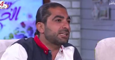 """فادى خفاجة لـ""""ست الحسن"""": """"احنا أبناء محمد صبحى بمزاجه وغصب عنه"""""""