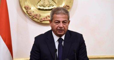 وزير الرياضة: 40 ألف ليلة سياحية فى مصر من 12 بطولة دولية