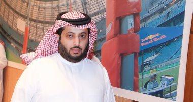 تركى آل الشيخ رئيساً للأولمبية السعودية