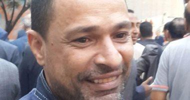 رئيس مصلحة السجون لنجم النادى المصرى السابق: مبروك حصولك على عفو رئاسى
