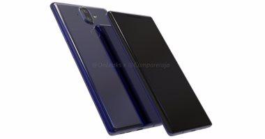 دعم الهاتف الجديد Nokia 9 بشاشة منحنية وكاميرا مزدوجة