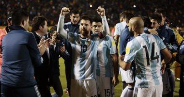 """الأرجنتين تستعد مبكرًا لكأس العالم بـ""""وديتين"""" أمام روسيا وإسبانيا"""