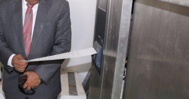 محافظ المنوفية يتفقد الاستعدادات النهائية للمستشفي العسكري بشبين الكوم