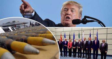 """بالصور.. 20 """"س"""" & """"ج"""" حول الاتفاق النووى الإيرانى.. كيف تم التوصل إليه؟ ومتى؟ وما طبيعته؟ ومن هم أبرز الشخصيات المؤثرة فى الاتفاق؟ وهل يستطيع ترامب إلغاءه؟ وما موقف أوروبا أمام محاولات أمريكا للخروج من الاتفاق؟"""